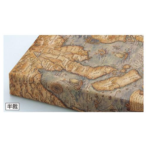 エデン 半裁 500枚【店舗備品 包装紙 ラッピング 袋 ディスプレー店舗】