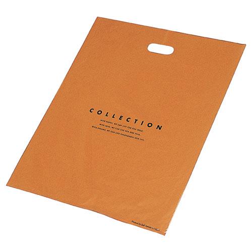 【まとめ買い10個セット品】 コレクション 40×50 500枚【店舗備品 包装紙 ラッピング 袋 ディスプレー店舗】
