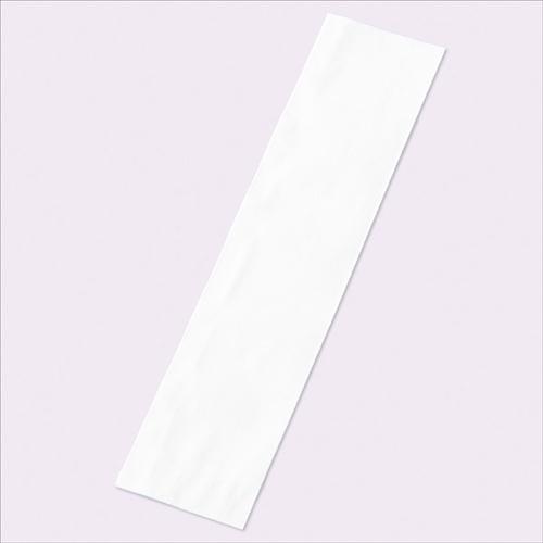 【まとめ買い10個セット品】 平袋 白無地 5.5×24.5 3000枚【店舗什器 小物 ディスプレー ギフト ラッピング 包装紙 袋 消耗品 店舗備品】
