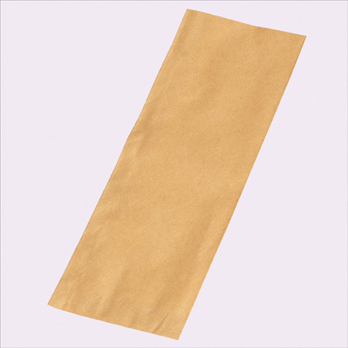 【まとめ買い10個セット品】 紙袋 平袋 クラフト 8.5×24.5cm 2000枚【 ラッピング用品 包装 ラッピング袋 紙袋 ペーパーバッグ 消耗品 業務用 】