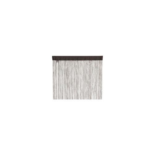 【まとめ買い10個セット品】 ストリングスカーテン W85cm H210cm ブラウン 【メーカー直送/代金引換決済不可】店舗什器 ディスプレー マネキン 装飾品 販促用品 ハンガー ラッピング