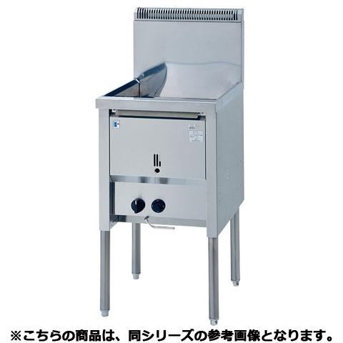 フジマック ガスフライヤー FGF18NB75 【 メーカー直送/代引不可 】【開業プロ】
