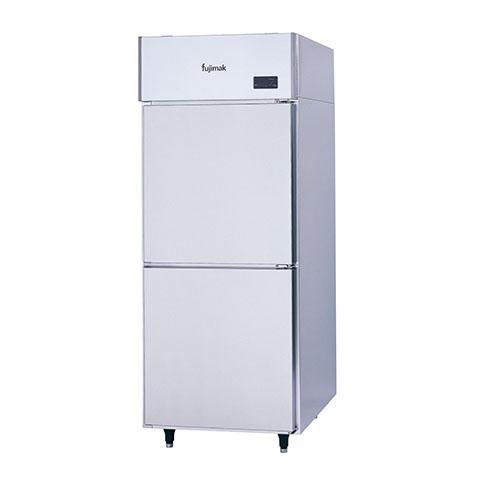 フジマック 冷蔵庫(両面式) FR7686WK 【 メーカー直送/代引不可 】【開業プロ】