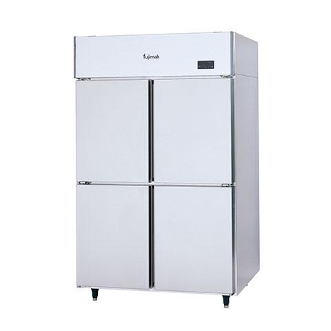 フジマック 冷凍庫(両面扉タイプ) FRF1286WK3 【 メーカー直送/代引不可 】【開業プロ】
