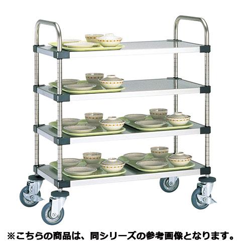フジマック 配膳カート NHCU-4 【 メーカー直送/代引不可 】【開業プロ】