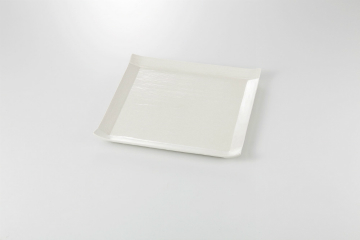 【まとめ買い10個セット品】和食器 白 こより大皿 36K142-19 まごころ第36集 【キャンセル/返品不可】【開業プロ】