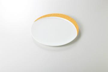 【まとめ買い10個セット品】和食器 ゴールドムーン ディナー皿 36K128-16 まごころ第36集 【キャンセル/返品不可】【開業プロ】
