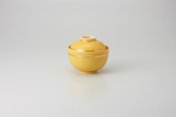 【まとめ買い10個セット品】和食器 黄釉 煮物碗(大) 36K257-28 まごころ第36集 【キャンセル/返品不可】【開業プロ】