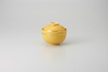 【まとめ買い10個セット品】和食器 黄釉 煮物碗(小) 36K257-27 まごころ第36集 【キャンセル/返品不可】【開業プロ】