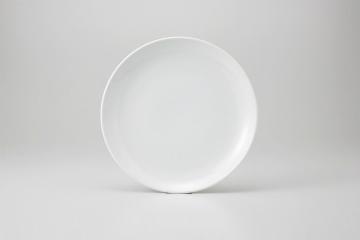 【まとめ買い10個セット品】和食器 シノワホワイト 丸尺2皿 36K356-07 まごころ第36集 【キャンセル/返品不可】【開業プロ】