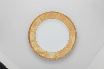【まとめ買い10個セット品】和食器 アドリアゴールド 10吋ディナー皿 35A442-19 まごころ第35集 【キャンセル/返品不可】【開業プロ】
