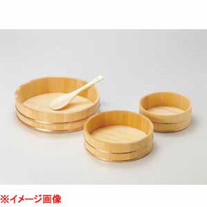 和食器 椹・飯台 (銅タガ) 約1.5升 36R526-12 まごころ第36集 【メイチョー】
