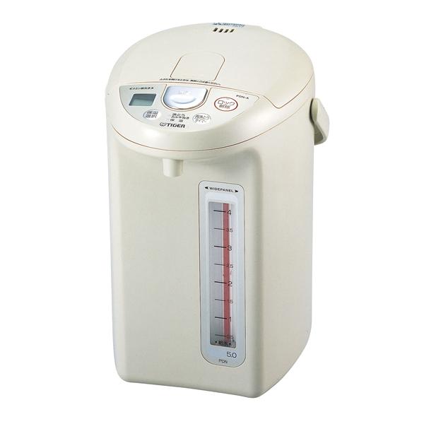 タイガー マイコン電動ポット PDN-A500 (5.0L) 【メイチョー】