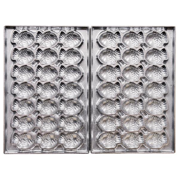 マルチベーカーPRO専用型 ミニ鯛焼 21個取り 【メイチョー】