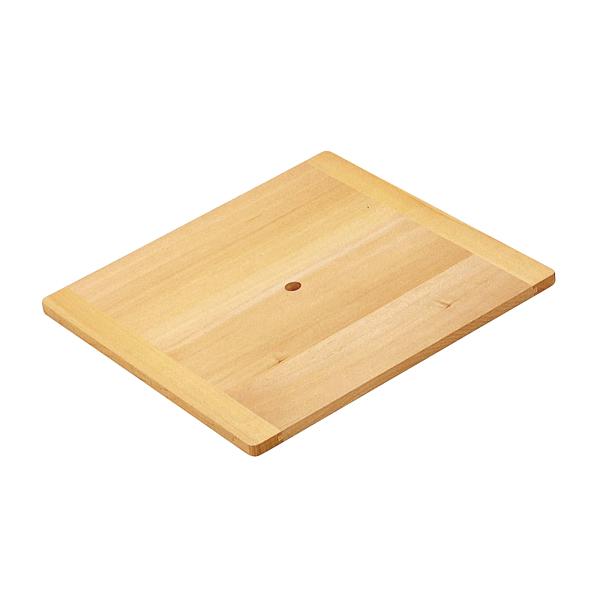 木製 角セイロ用 台す (サワラ材) 33cm用 【メイチョー】