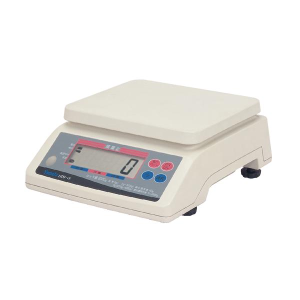 ヤマト デジタル上皿はかり UDS-1V 15kg 【メイチョー】