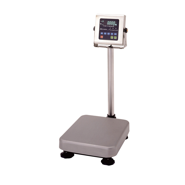 A&D 防水・防塵デジタル台はかり HV-60KVWP-K 【メイチョー】