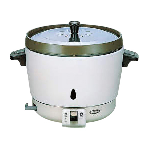 リンナイ ガス炊飯器 RR-15SF-1(1.5升炊き・フッ素釜) 13A 【メイチョー】