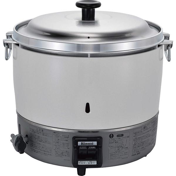 リンナイ ガス炊飯器 RR-30S1-F (3升炊き・フッ素釜) LP 【メイチョー】