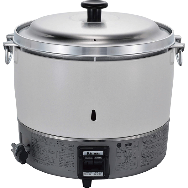 リンナイ ガス炊飯器 RR-30S1-F (3升炊き・フッ素釜) 13A 【メイチョー】