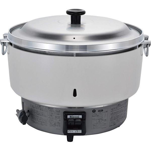 リンナイ ガス炊飯器 RR-40S1-F (4升炊き・フッ素釜) LP 【メイチョー】