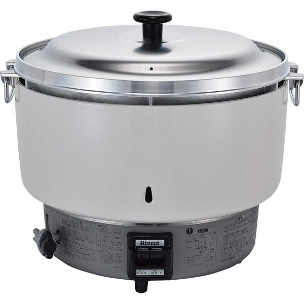 リンナイ ガス炊飯器 RR-50S1 (5升炊き) 13A 【メイチョー】