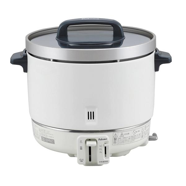 パロマ ガス炊飯器 PR-6DSS(3升炊き) LP 【メイチョー】