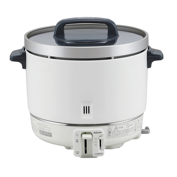 パロマ ガス炊飯器 PR-8DSS(4升炊き) LP 【メイチョー】