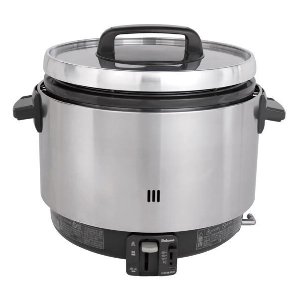パロマ ガス炊飯器 PR-360SSF(凉厨) (2升炊き・フッ素釜) LP 【メイチョー】