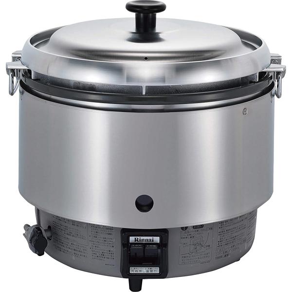 リンナイ ガス炊飯器(涼厨) RR-30S2(3升炊き) 13A 【メイチョー】