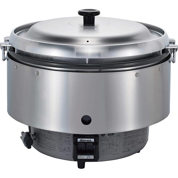 リンナイ ガス炊飯器(涼厨) RR-50S2(5升炊き) LP 【メイチョー】