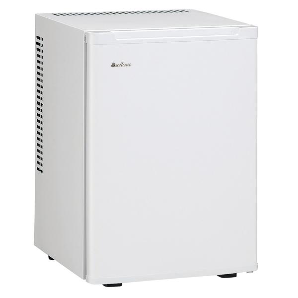 エクセレンス 冷蔵庫 ML-640W(ホワイト) 【メイチョー】
