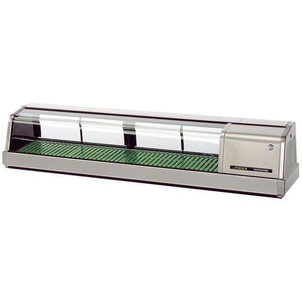恒温高湿ネタケース(LED付) ステンレス FNC-120BS 左(L) 【メイチョー】