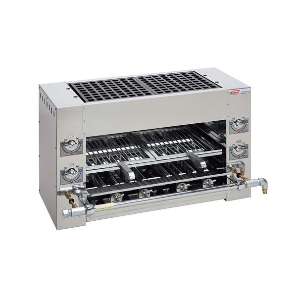 両面式焼物器 KF-W 13A 【メイチョー】