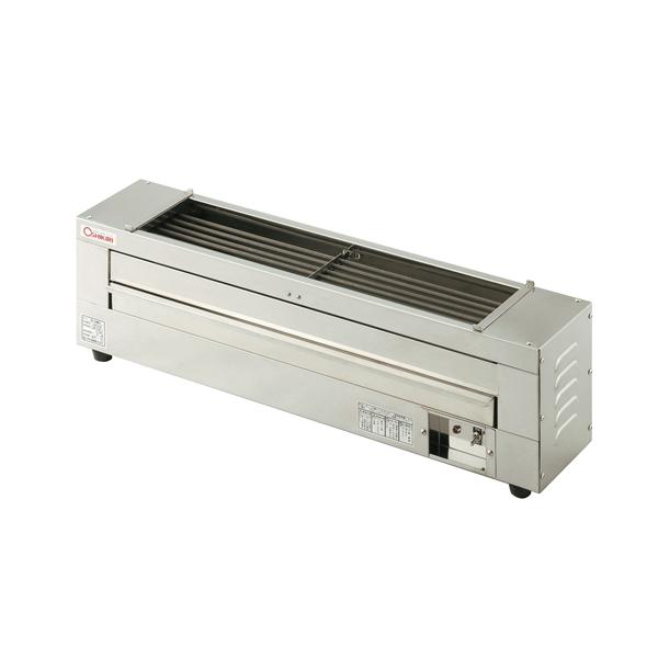 小型卓上 電気串焼グリラー KG-64SA 【メイチョー】