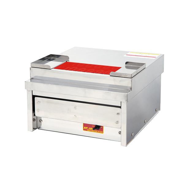電気式焼物器 コンパクトグリラー KP-100 【メイチョー】