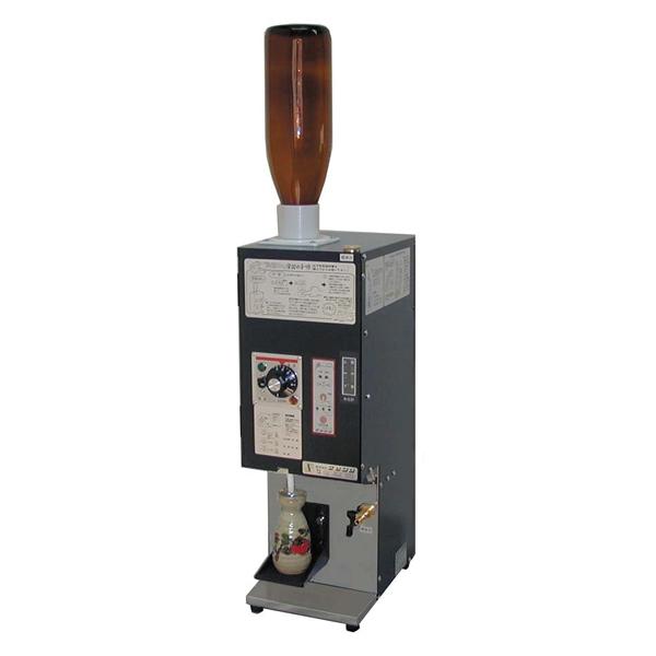 電気式 酒燗器 (1本取り) RE-1 (1本立て) 【メイチョー】