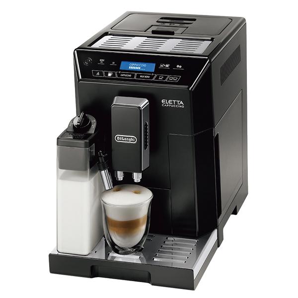 デロンギ 全自動コーヒーマシン ECAM44660BH 【メイチョー】