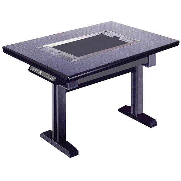 電気 鉄板焼テーブル(カーボンランプヒーター) IC-111KY 【メイチョー】