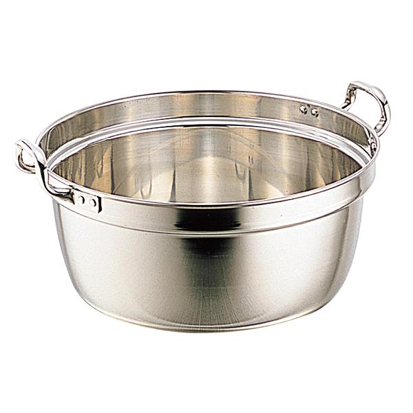 SW18-8 料理鍋両手 42cm 【メイチョー】