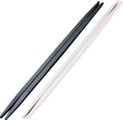 (お得な特別割引価格) 利休箸(50膳入) 黒 【メイチョー】, アカイケマチ f60942d1