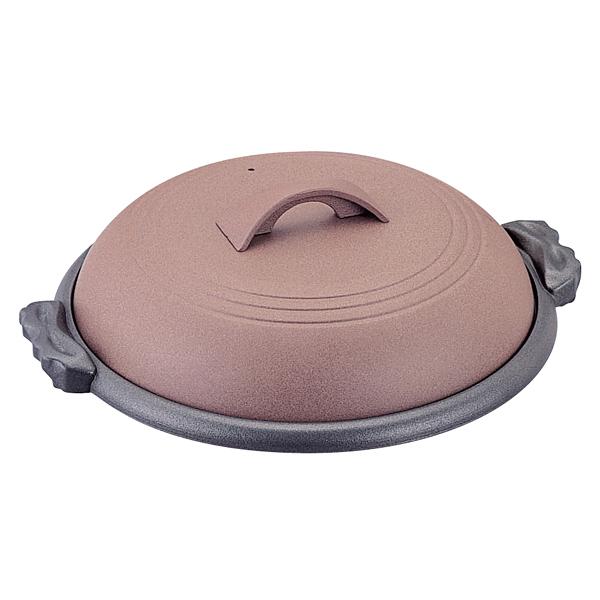 アルミ 陶板 素焼き茶 M10-544(小結) 【メイチョー】