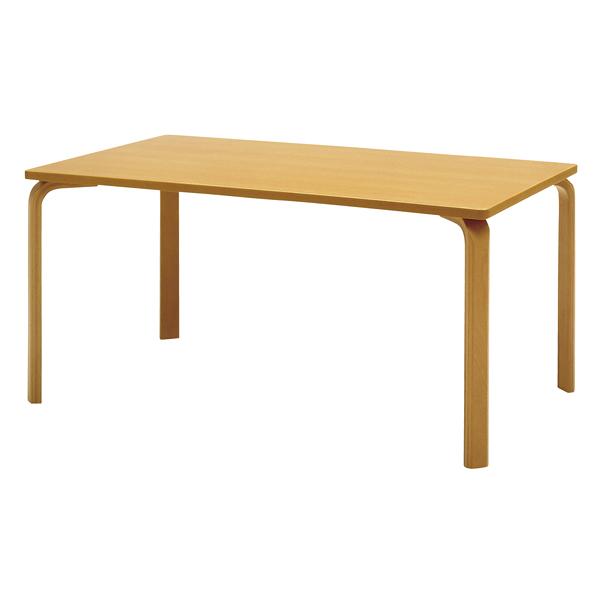 テーブル(ナチュラルビーチ) TLN-524NB 【メイチョー】