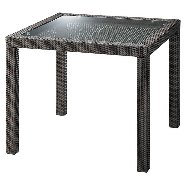 屋外用チェア・テーブル  屋外用テーブル T9079-90HD 【メイチョー】