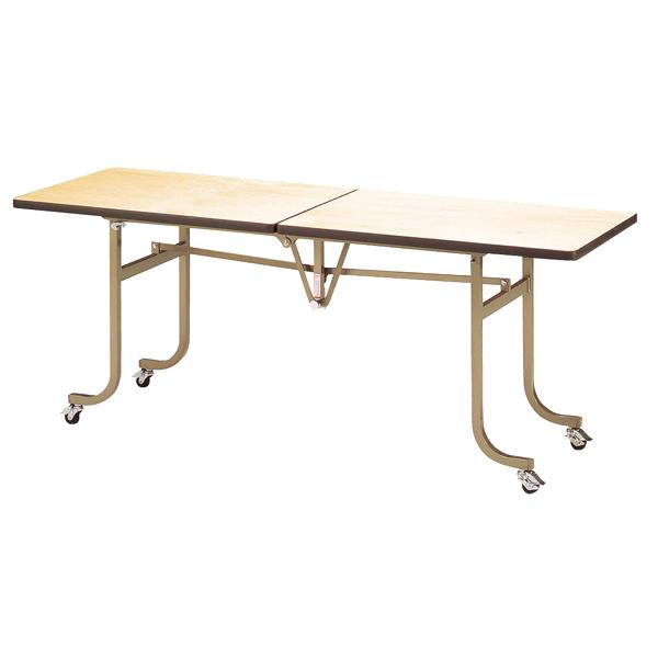 フライト 角テーブル KA1860 【メイチョー】