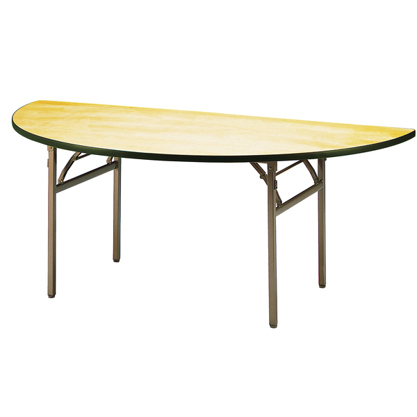 KB型 半円テーブル KBH1800 【メイチョー】