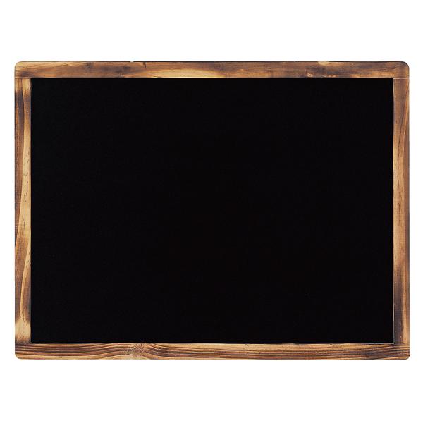 マーカー用黒板 焼き仕上げ HBD609Y 【メイチョー】