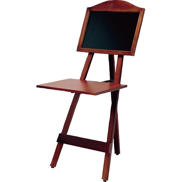 テーブルボード TAB-345 ブラック(マーカー用) 【メイチョー】