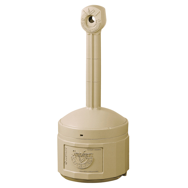 屋外用灰皿 シースファイア J26800 ベージュ 【メイチョー】