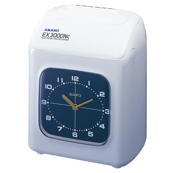 電子タイムレコーダー EX3000Nc 【メイチョー】